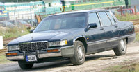 Picture of 1993 Cadillac DeVille Base Sedan, exterior, gallery_worthy