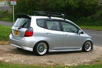 Picture of 2006 Honda Jazz, exterior, gallery_worthy