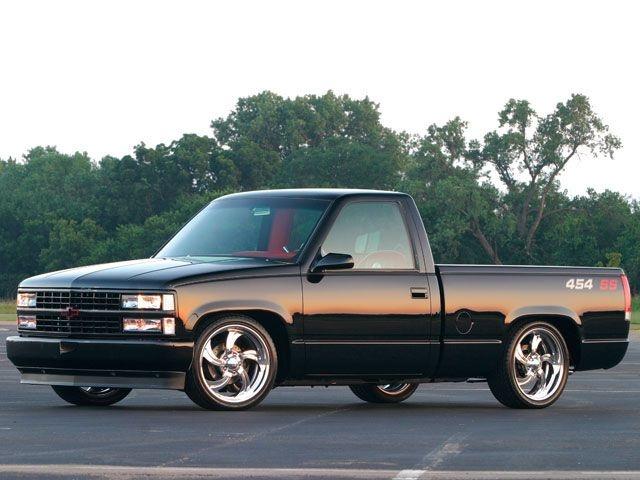 Picture of 1990 Chevrolet C/K 1500 Silverado Standard Cab SB, exterior