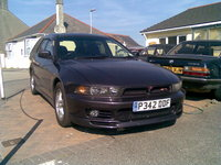 1997 Mitsubishi Galant Picture Gallery