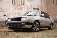 1991 Volkswagen Jetta Carat, 1991 Volkswagen Jetta 4 Dr Carat Sedan picture, exterior