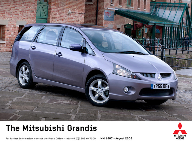 Picture of 2005 Mitsubishi Grandis