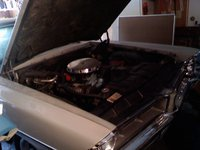 1968 Pontiac Grand Prix picture, engine