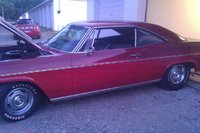 1966 Chevrolet Impala, new chrome side skirts, exterior