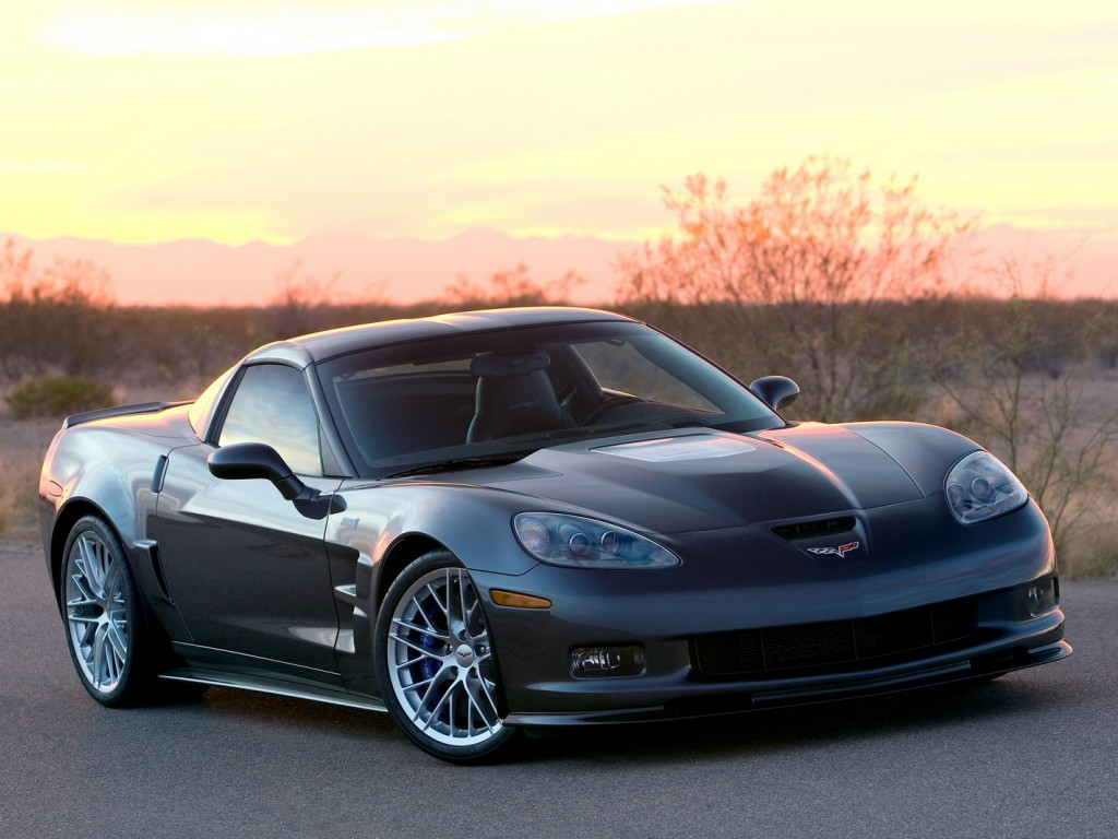 2008 Chevrolet Corvette Coupe, This is a ZR1, nice huh, exterior