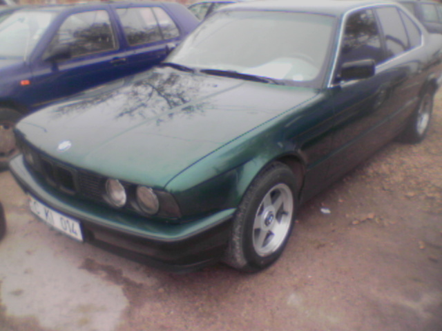 Picture of 1992 BMW 5 Series