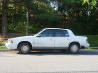 1990 Plymouth Acclaim 4 Dr LE Sedan, first got it home, exterior, gallery_worthy