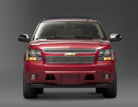 2011 Chevrolet Avalanche, Front View, exterior, manufacturer