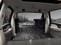 2011 Chevrolet Avalanche, Interior View, interior, manufacturer