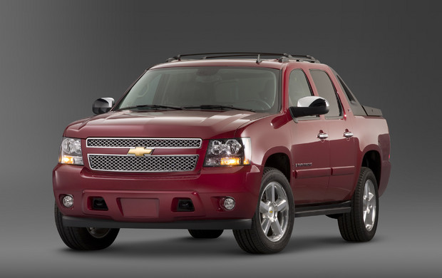 2011 Chevrolet Avalanche, Front Left Quarter View, manufacturer, exterior