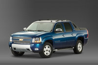 2011 Chevrolet Avalanche, Front Left Quarter View, exterior, manufacturer