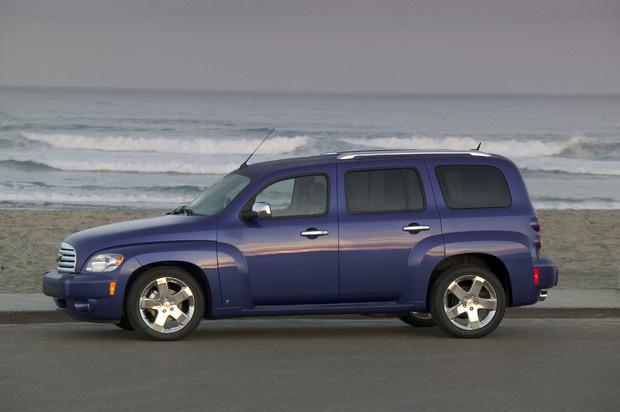 2011 Chevrolet HHR, Left Side View, exterior, manufacturer