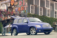 2011 Chevrolet HHR, Front Left Quarter View, exterior, manufacturer