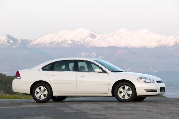 2011 Chevrolet Impala, Right Side View, exterior, manufacturer, gallery_worthy
