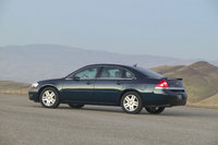 2011 Chevrolet Impala, Left Side View, exterior, manufacturer