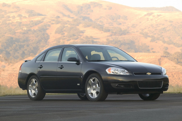 2011 Chevrolet Impala, Front Right Quarter View, manufacturer, exterior