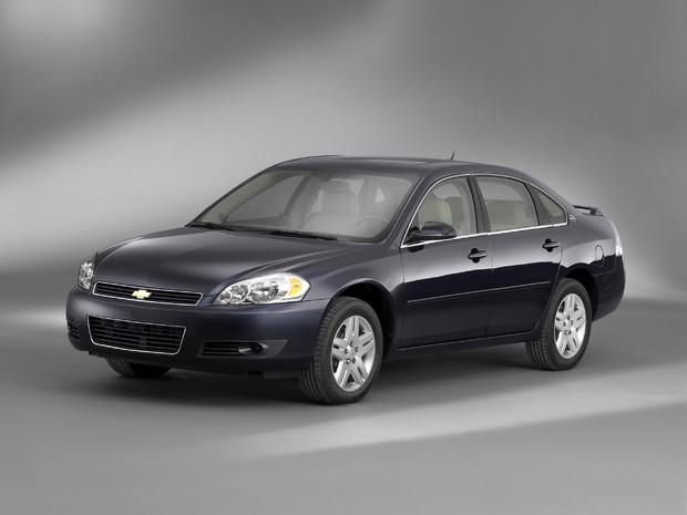 2011 Chevrolet Impala, Front Left Quarter View, exterior, manufacturer