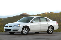 2011 Chevrolet Impala, Left Side View, manufacturer, exterior