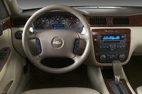 2011 Chevrolet Impala, Interior View, interior, manufacturer, gallery_worthy