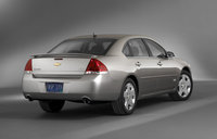 2011 Chevrolet Impala, Back Right Quarter View, exterior, manufacturer, gallery_worthy