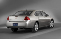 2011 Chevrolet Impala, Back Right Quarter View, exterior, manufacturer