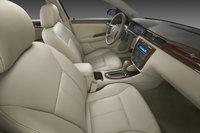 2011 Chevrolet Impala, Interior View, interior, manufacturer