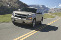 2011 Chevrolet Tahoe, Front Left Quarter View, manufacturer, exterior