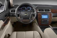 2011 Chevrolet Tahoe, Interior View, manufacturer, interior