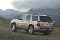 2011 Chevrolet Tahoe, Back Left Quarter View, manufacturer, exterior