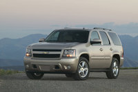 2011 Chevrolet Tahoe, Front Left Quarter View, exterior, manufacturer