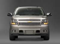 2011 Chevrolet Tahoe, Front View, exterior, manufacturer