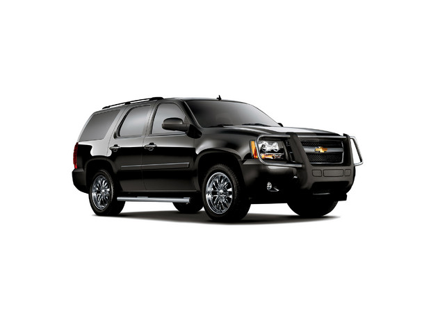 2011 Chevrolet Tahoe, Front Right Quarter View, exterior, manufacturer