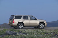 2011 Chevrolet Tahoe, Right Side VIew, manufacturer, exterior
