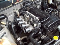 1985 Toyota Sprinter, 20v Black top, engine, gallery_worthy