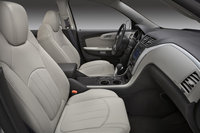 2011 Chevrolet Traverse, Interior View, manufacturer, interior