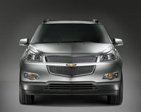 2011 Chevrolet Traverse, Front View, exterior, manufacturer