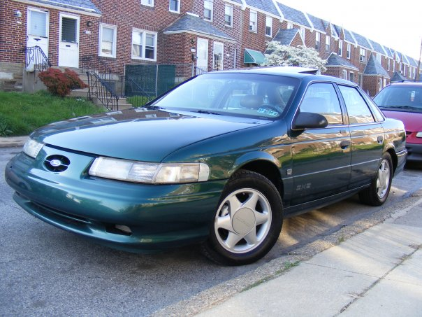 1992 Ford Taurus SHO related infomation,specifications ...