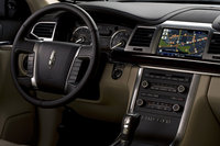 2011 Lincoln MKS, Interior View, interior, manufacturer, gallery_worthy