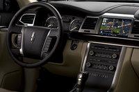 2011 Lincoln MKS, Interior View, interior, manufacturer
