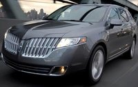 2011 Lincoln MKT, Front Right Quarter View, exterior, manufacturer