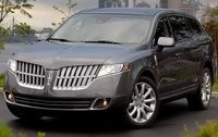 2011 Lincoln MKT, Front Left Quarter View, exterior, manufacturer