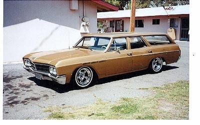 1966 Buick Special Wildcat