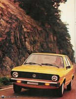 1974 Volkswagen Passat, It was called Dasher in the USA, exterior