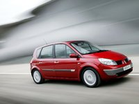 2005 Renault Scenic Picture Gallery