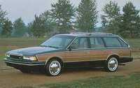 1991 Buick Century Limited Wagon, This is a 1995 stoc picture, but same color / trim, exterior