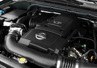 Picture of 2009 Nissan Pathfinder, engine