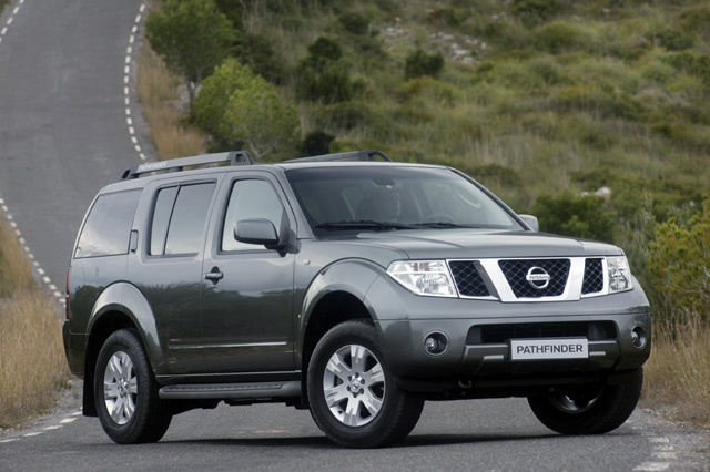 Picture of 2009 Nissan Pathfinder