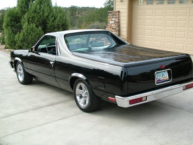 Picture of 1985 Chevrolet El Camino, exterior, gallery_worthy