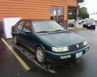 1996 Volkswagen Passat 4 Dr TDi Turbodiesel Sedan, In just rough enough shape that I can afford it!, exterior