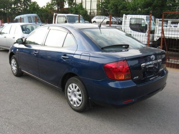 Picture of 2002 Toyota Allion